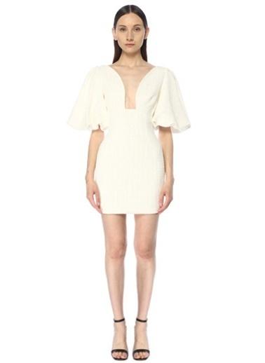 Solace London Elbise Beyaz